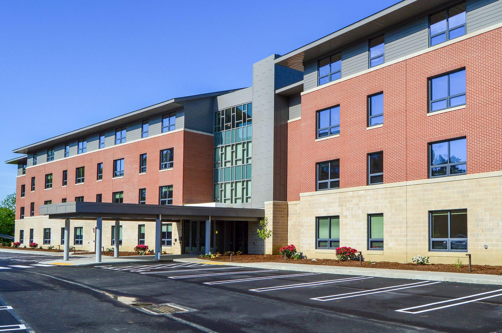 Dorchester of Mt. Lebanon, Pittsburgh Senior Living Facility, Oxford Development Company